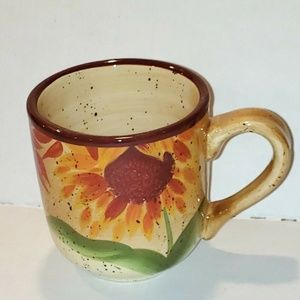 Pfaltzgraff Evening Sun Handpainted Coffee Tea Mug